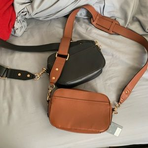 Two Crossbody Bags